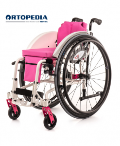 Aktyvaus tipo vežimėlis AMIGO