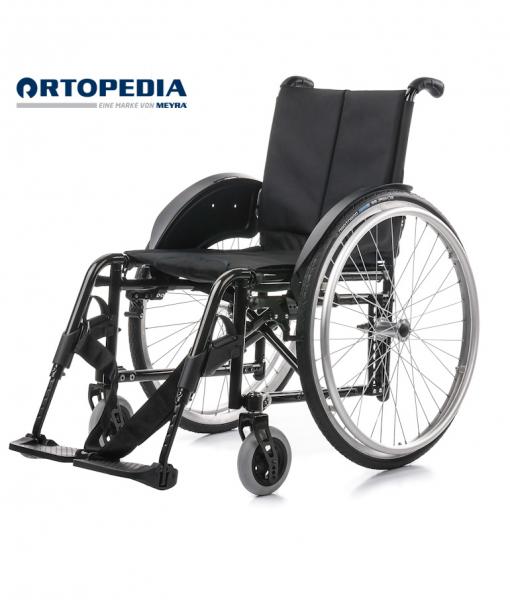 Aktyvaus tipo vežimėlis CROSSIX