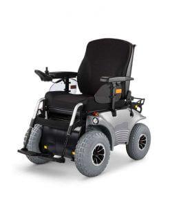 Elektrinis neįgaliojo vežimėlis Optimus