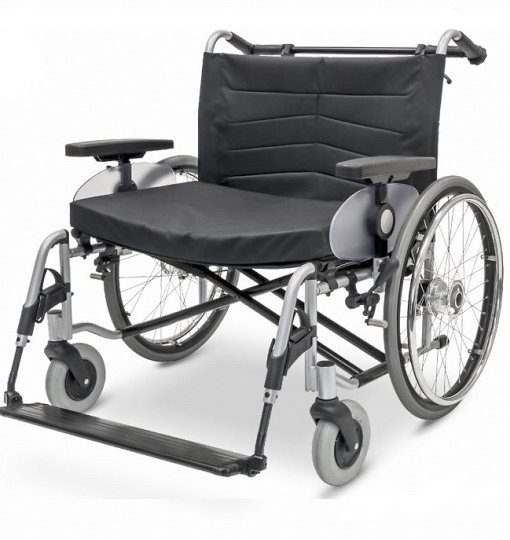 Eurochair2 HD vežimėlis
