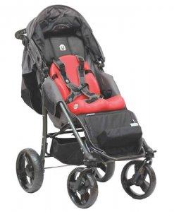 Vaikiškas palydovo valdomas vežimėlis ST EIO