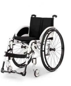 Aktyvaus tipo neįgaliojo vežimėlis ZX3