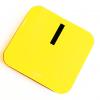 Kalbančios kūno svarstylkės geltonos