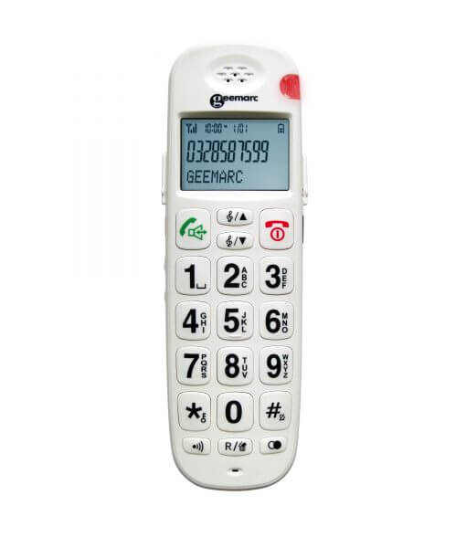 Laidinis telefonas kalbantis AMPLIDECT260