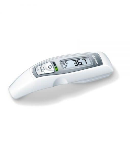 kuno termometras kalbantis