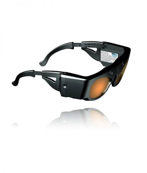 Elektroninis orientavimo prietaisas akiniai 1
