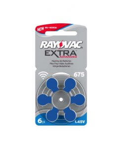 Elementai Rayovac 675