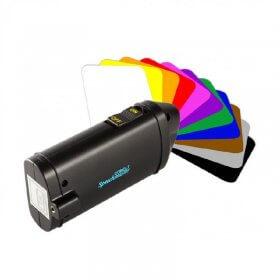 Kalbantis spalvų detektorius