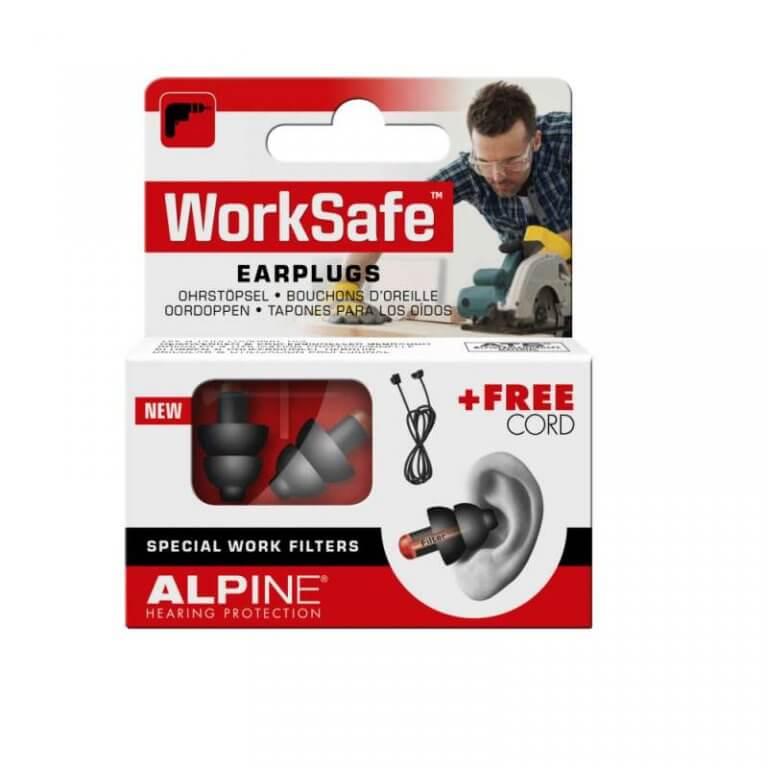 Ausų kaištukai remonto ir statybos darbams WorkSafe