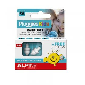 Ausu kaistukai vaikams Pluggies Kids 1