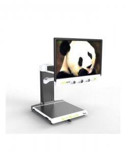 Elektroninis didintuvas panda 19 col