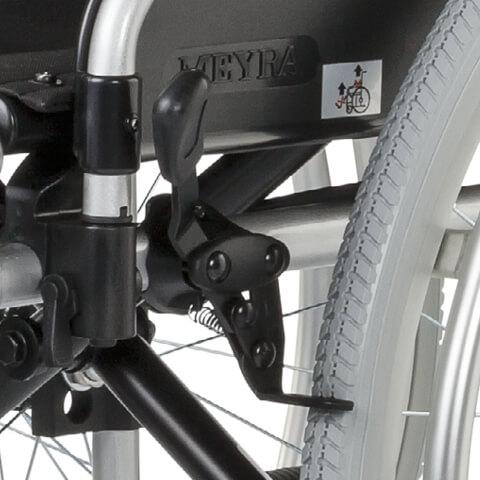 Universalaus tipo vežimėlis Budget
