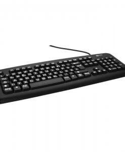 Didelio šrifto klaviatūra