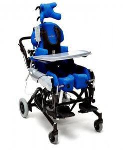 Reabilitacinė kėdutė Baffin TRIO