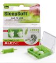 Alpine sleepsoft kištukai