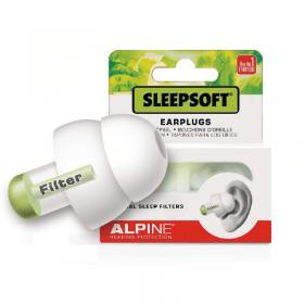 Alpine sleepsoft kištukai1