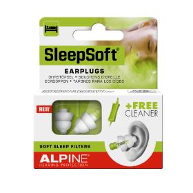 Alpine sleepsoft kištukai3