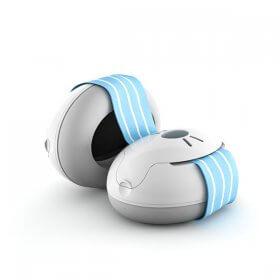 Asauginės-ausinės-kūdikiams-Alpine Baby-mėlyna