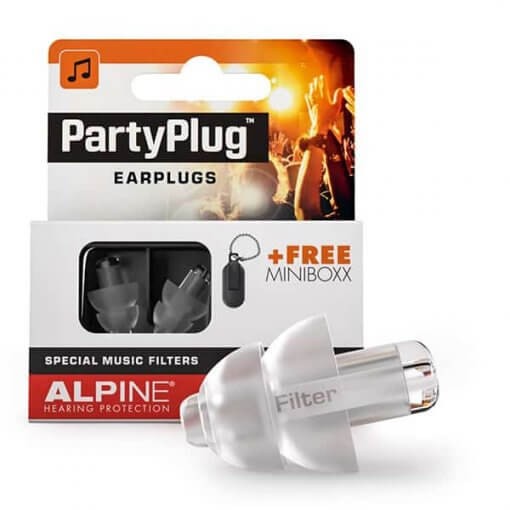 Partyplug-music-earplugs-alpine-hearing-protection