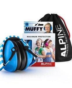 Apsauginės ausinės vaikams nuo triukšmo