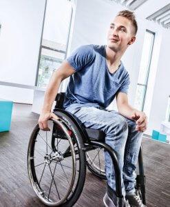Aktyvaus tipo vežimėliai