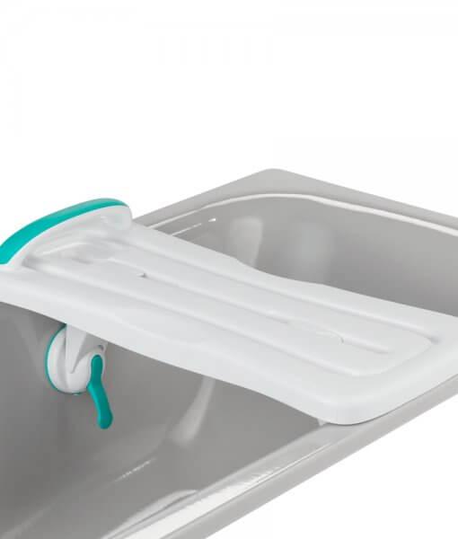 XXL vonios lenta su rankena