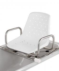 Mobalux pasukama vonios sėdynė