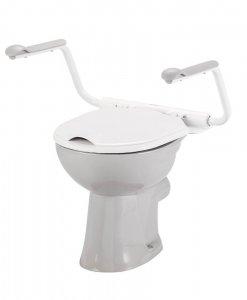 Rankų atramos tualetui