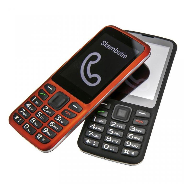 "Mobilusis telefonas ""BlindShell Classic"" (kalbantis)"