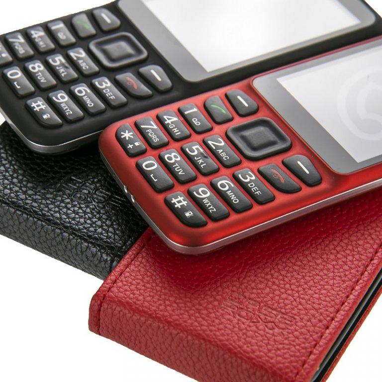 "Mobilusis telefonas ""BlindShell Classic"" (kalbantis lietuvių kalba)"