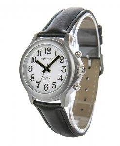Rankinis laikrodis (kalbantis lietuvvių ir rusų kalba) moteriškas