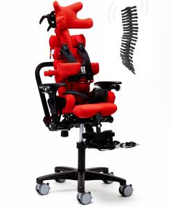 Ortopedinė darbo kėdutė Baffin neoSIT