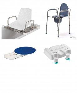 Vonios ir tualeto priemonės