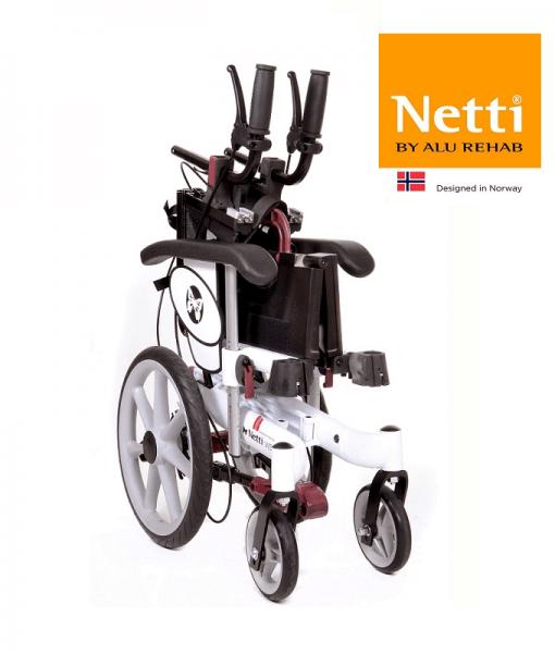 Netti Vision neįgaliojo vežimėlis