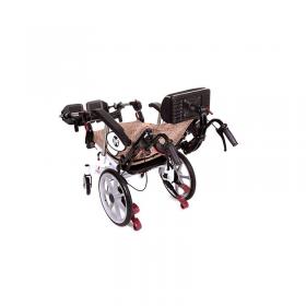 Netti Vision vežimėlis iš galo