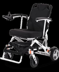Elektrinis sulankstomas neįgaliojo vežimėlis iTRAVEL