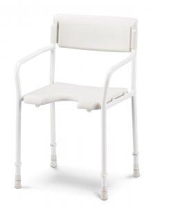Dubastar dušo kėdutė su atlošu