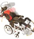 """Daugiafunkcis neįgaliojo vežimėlis """"NETTI Dynamic S"""""""