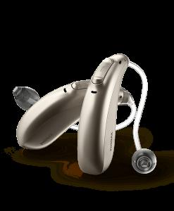 Naujausias klausos aparatas Bolero M