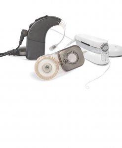Kochleariniai implantai