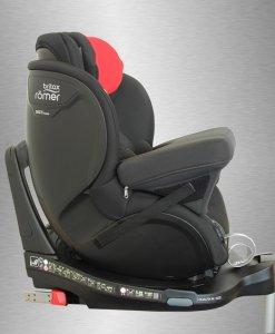 Specialių poreikių automobilinė kėdutė HERO-NXT
