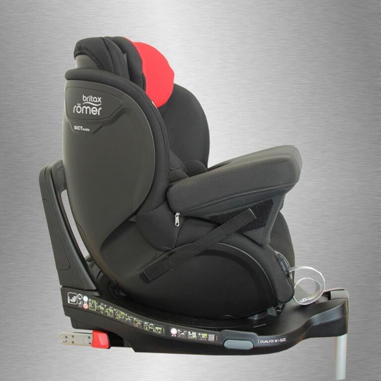 Automobilinė kėdutė HERO-NXT