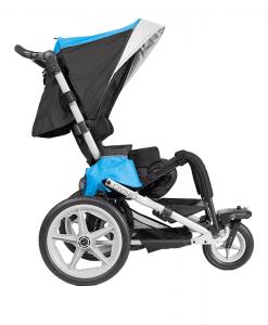 Vaikiškas palydovo valdomas vežimėlis DYNO