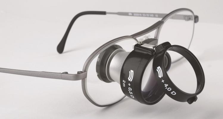 Teleskopiniai akiniai