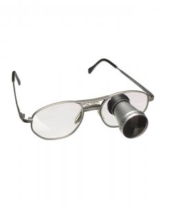 Teleskopiniai didinamieji akiniai