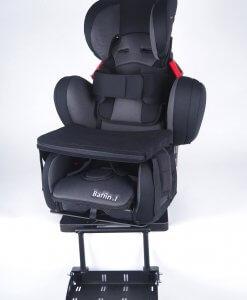 Automobilinė kėdutė neįgalima vaikui