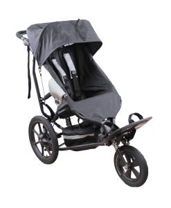 Vaikiškas palydovo vežimėlis Delta All terrain