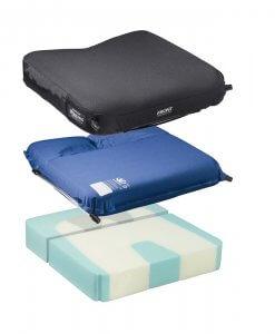 Varilite Meridian sėdynės pagalvėlė